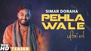 Pehla Wale (Teaser) | Simar Doraha | Desi Crew | Latest Punjabi Song 2020 | Speed Records