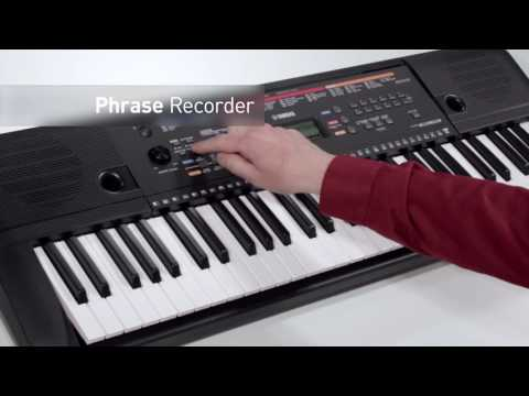 Yamaha PSR-E263 Digital Keyboard Overview