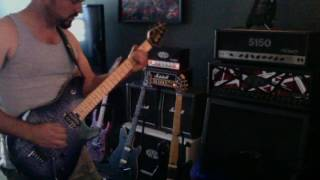 Drop D jam on my fu-tone wolfgang standard