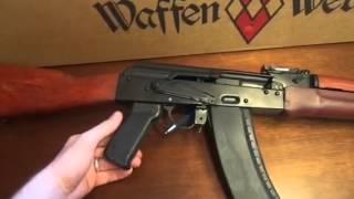 Waffen Werks ak74 quick look