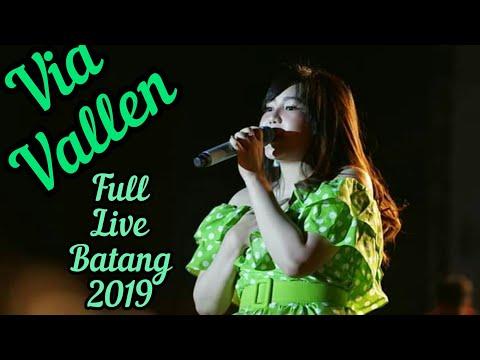 Full live  batang - via Vallen 7 Desember 2019