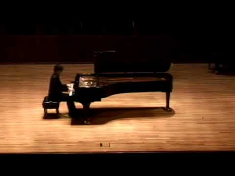 Scriabin –– Etude in D-sharp minor