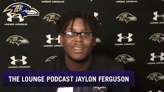 Jaylon Ferguson Envisions Big Season, Extended Interview   Baltimore Ravens Podcast Network