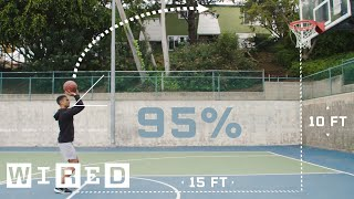 Why Shooting 95% From the Free-Throw Line Is Almost Impossible (ft. Steve Nash) | WIRED