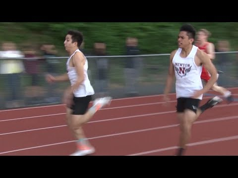 2017 Sussex County Boys Track Invitational