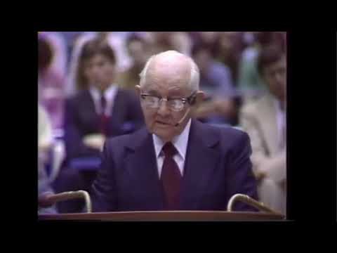 Matrimonio y Divorcio - Spencer W. Kimball (07/09/76)