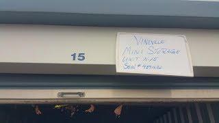 Vineville Mini Storage - Unit N-15