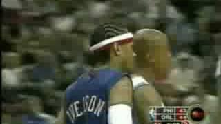 NBA Greatest Duels: Allen Iverson vs. Tracy McGrady (2004) *Scoring champion matchup