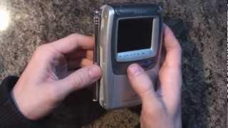 Casio TV-970 Pocket LCD TV Teardown