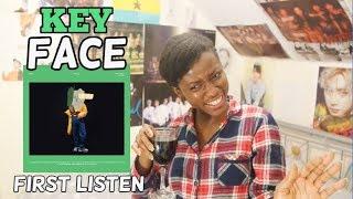 Gambar cover KEY (키) - FACE ALBUM | FIRST LISTEN [THE CLASSIC POP ALBUM WE DESERVED!]