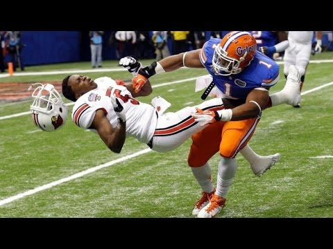 College Football Hardest Hits Compilation Of All Time | Part 1