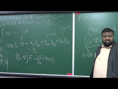 Lecture 15 (Part 4a): Detailed proof of Stokes Theorem for Stokes Surfaces with boundaries