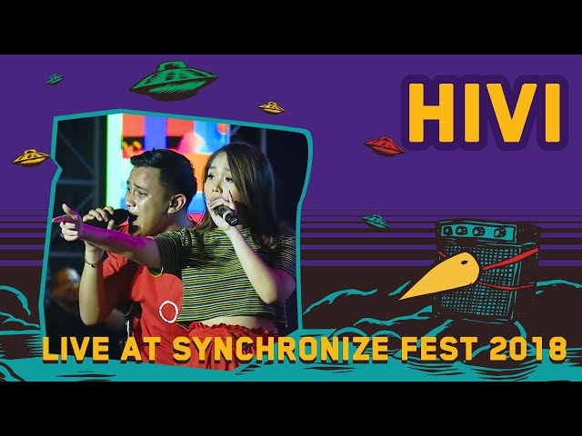 HIVI Live at Synchronizefest 6 Oktober 2018