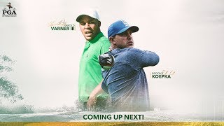 2019 PGA Championship   Round 4 Live Look- In