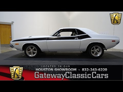 Video of '74 Challenger - L3WD