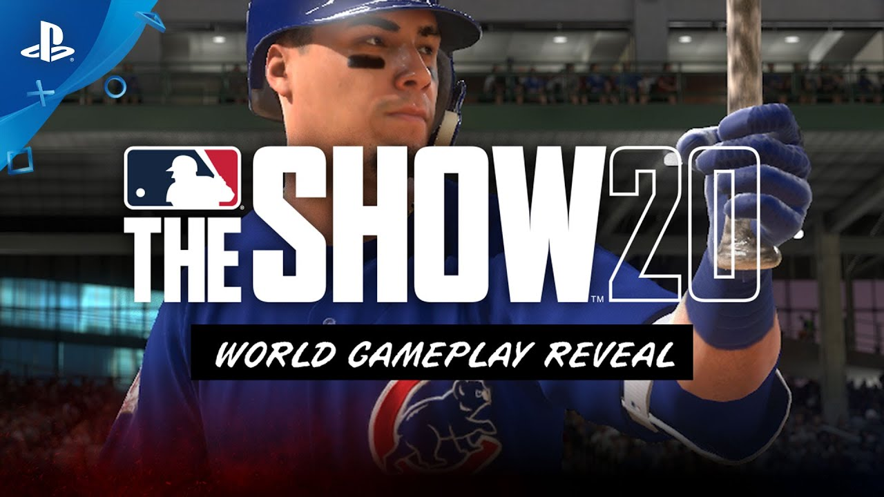MLB The Show 20: Assista ao Trailer de Gameplay