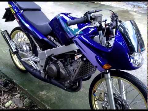 HONDA LS125 THAILAND STYLE