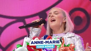 Anne Marie   'Ciao Adios' (live At Capital's Summertime Ball 2018)