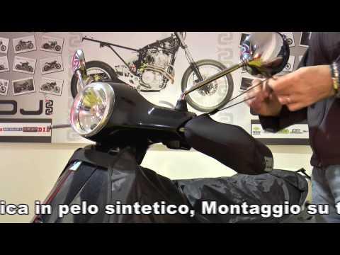 OJ Tutorial montaggio coprimani C010 Mini Pro Hand