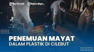 Warga Kota Bogor Digegerkan oleh Penemuan Mayat dalam Plastik di Cilebut