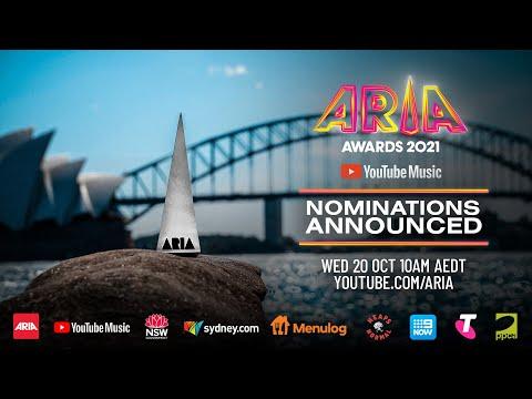 2021 ARIA Awards Nominations Revealed