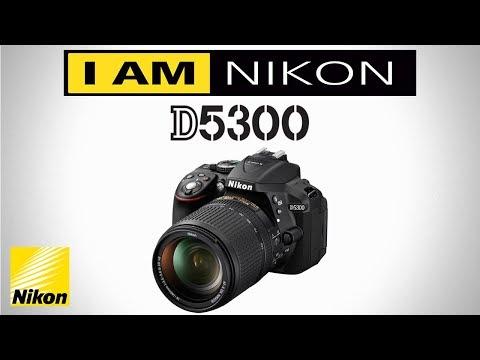 Nikon D5300 DSLR AF-P 18-55 VR + AF-P 70-300 VR Combo Lens Kit || Unboxing ||