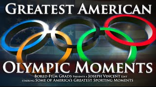 Greatest American Olympic Moments - Volume 1