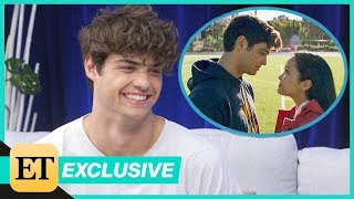 Noah Centineo Talks Cuddling and Potential Marriage Pact With Lana Condor (Exclusive)
