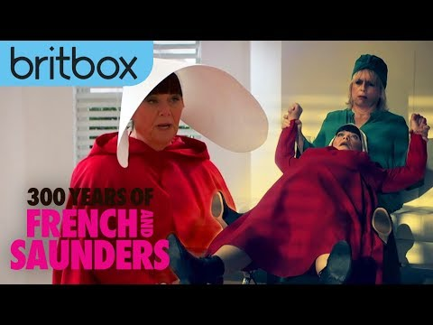 The Handmaid's Tale Meets French and Saunders | French and Saunders