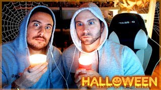 ESPECIAL HALLOWEEN 🎃 - INTENTANDO ASUSTAR A VEGETTA