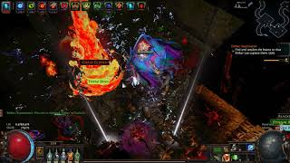 Path of Exile] I finally got Devouring Diadem! And some