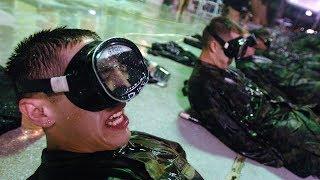 US Air Force Pararescue training - Pararescue Indoctrination Course
