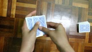 Random Basic Blackjack Magic Trick