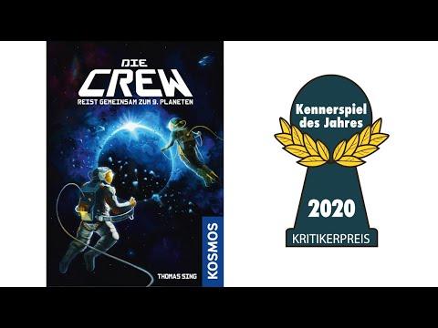 Spieletrailer Die Crew - Vorschaubild