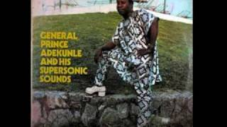General Prince Adekunle - Awodi nfo ferere / Banuso ma beniaso / Meta meta lore
