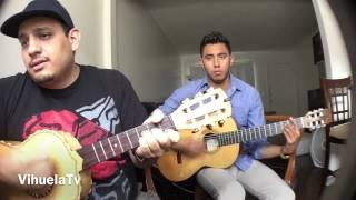 Vihuela/Guitarra (( Tutorial )) Lastima Que Seas Ajena