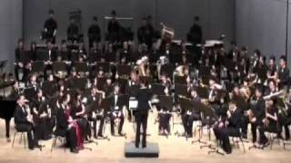 05 Philip Sparke - Diversions - Variations on a Swiss Folk Song (Part I)(NTUWB)