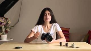 №2 Как делать фотографии с размытым фоном