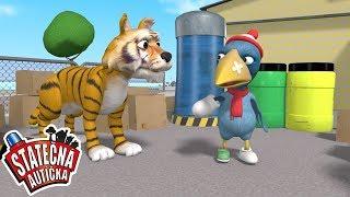 Hledá se tygr | Kreslené pro Děti | Animované pro Děti