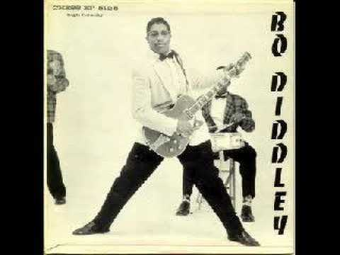 Hey, Bo Diddley - Bo Diddley
