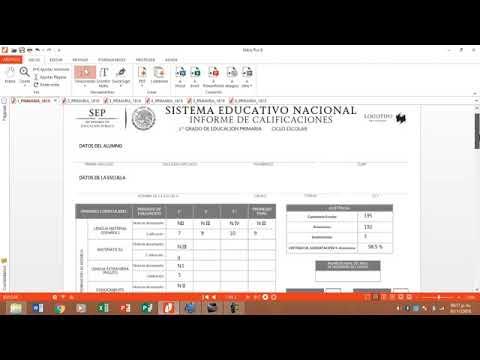 Requisitar Informes De Evaluaciones De Primaria Secundaria 2018 2019