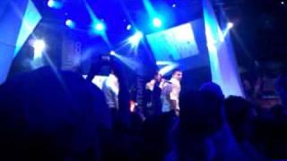 Inna - Fever, Left Right (Live @ Club Milenium Tábor, Czech Republic)