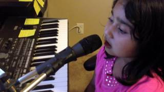 'Kiya Hua Tera Wada' 4 years old girl tribute to great singer Rafi sahab