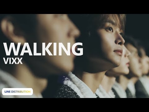 VIXX - Walking (걷고있다) (Line Distribution) | TheSeverus