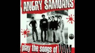 Angry Samoans - Play The Songs Of VOM (1987 Demos)