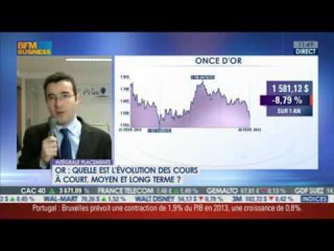 Prim' Finance / BFM Business – Quelle évolution pour les cours de l'or ?