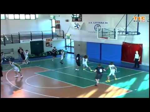 """Preview video Ivrea 2011, Torneo Internazionale under 14 di basket """"Canestri Senza Reti"""" Desio vs Arona"""