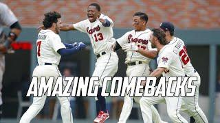 MLB   Amazing Comebacks   Part 7