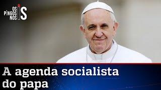Papa Francisco não quer intervenção externa na Venezuela