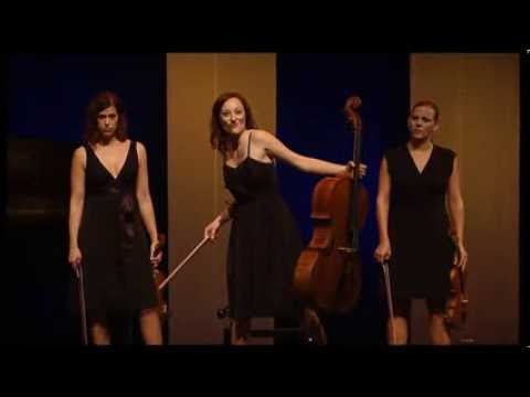 Musicians Battle it Out in a Competitive Foursome